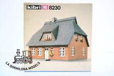 KIBRI 8230 H0 COSTRUZIONE / CASA Pescatore con tetto paglia - NUOVO PER DI PACCA