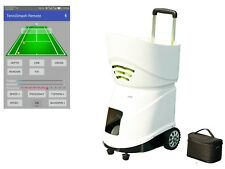 Automatic Portabel Smart Tennis Ball Machine with Li-battery and Remote Control