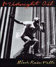 MIDNIGHT OIL - BLACK RAIN FALLS DVD ~ PAL ALL REGION ~ PETER GARRETT *NEW*