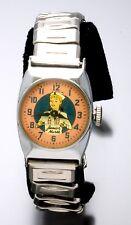 E. Ingraham Co. Junior Nurse Character Watch Mechanical Hand Wind Vintage 1950s
