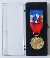 Médaille d'honneur du TRAVAIL 30 ans Échelon VERMEIL