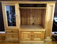 Tasmanian Oak TV & Entertainment Unit