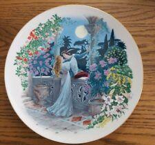 1987 Lenox Romeo & Juliet Plate by Kinuko Y Craft Metropolitan Opera