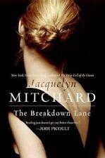 Very Good, The Breakdown Lane, Mitchard, Jacquelyn, Book