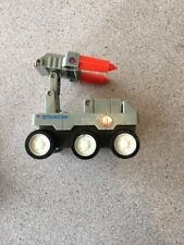 1986 Coleco Starcom M-6 Rail Gunner Vehicle