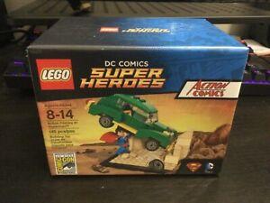 SDCC 2015 Exclusive  Action Comics #1 Superman Lego 335/1500 Complete