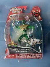 Power Rangers Super Megaforce - Mighty Morphin Green Ranger Action Hero, 5-Inch