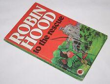 Ladybird Book - Robin Hood To The Rescue - Series 740 - Desmond Dunkerley