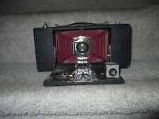 Antique Folding Brownie Box Camera Model 3-A