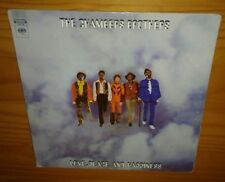 Chambers Brothers Love, Peace And Happiness Live, 1969 VINYL LP & COVER: GOOD+