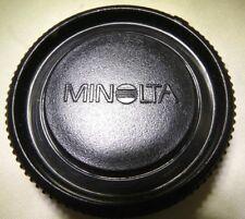 Minolta BC-1 Cámara Negro Tapa Cuerpo OEM Para SRT Serie X Cámaras X-370 570 700