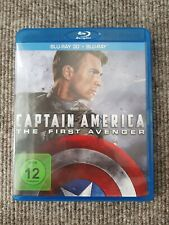 Captain America - The First Avenger [3D-Blu-Ray]