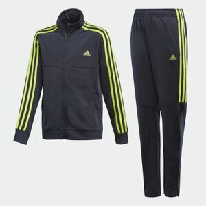 adidas boys navy Tiro tracksuit. Jogging suit. Warm up suit. Age 7-16 years.