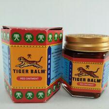 Tiger Balm Red Relief Muscular Aches Pain Sprains Ointment Massage Rub Thai 30g