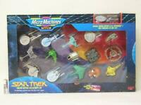 Star Trek Collection Micromachine Space NCC-1701-A set of 16 galoob Toy