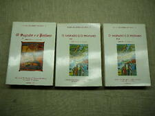 REVISTA DE HISTORIA DAS IDEIAS 8&9 O SAGRADO E O PROFANO 3 vol.