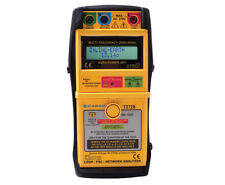 CABAC Loop Impedence and PSC Single phase electrical network tester T2726