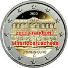 2 euro 2020 Germania Brandenburg Potsdam Deutschland Allemagne Alemania Germany