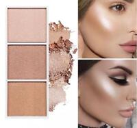 4 Colors Highlighter Palette Makeup Face Contour Powder Bronzer Make Up Blusher