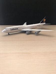 "Herpa 1:200 Lufthansa B747-8 D-ABYC ""Sachsen"" Previous C/S 553759-002"
