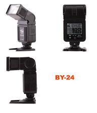 Flash Cobra automatique BY-24 pour Nikon D5200 D7200 D7100 D3200 D3300 D3100 D90