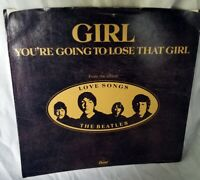 The Beatles Girl / You're Going to Lose that Girl - PS