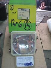 RENAULT 6 HEAD LAMP droit Cibié Valéo pour Renault 6 Bloc optique VALEO 460108