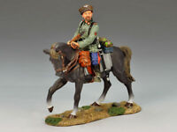 KING AND COUNTRY MOUNTED COSSACK LOOKING LEFT WSS146