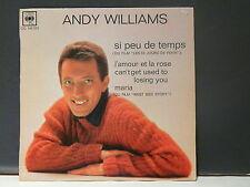 ANDY WILLIAMS Si peu de temps CG145013