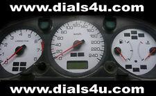 HONDA ACCORD Mk6 (1998-2002) - 240km/h (Manual or Auto) - WHITE DIAL KIT