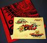 POKEMON Neo Summer Spring Road 2001 Sticker Bandana PRIZE Tournament Trophy Card