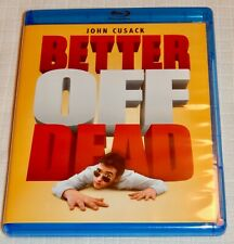 New listing Better Off Dead (Blu-ray Disc, 2011)