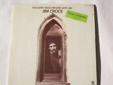 "Jim Croce  ""You Don't Mess Aroound With Jim""  (Black label)"