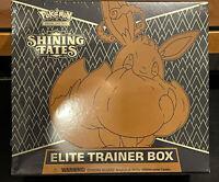 Pokemon Shining Fates Elite Trainer Box Eevee VMax PRE-ORDER 2//19 All Guaranteed
