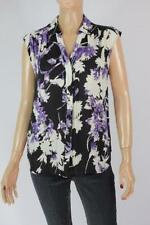 Career Button-Down 100% Silk Tops & Blouses for Women