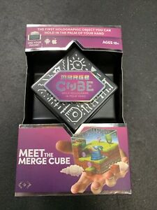 Merge Cube Hold Holograms in Your Hand Virtual Game Toy for Android and Iphone