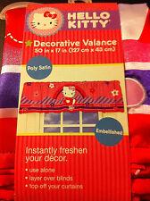 Hello Kitty Decorative Valance !!