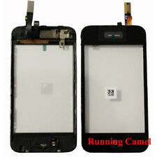 For Apple iPhone 3GS 3G Touch Screen Digitizer with Frame and Ear Speaker