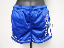New-Mended- Kansas Jayhawks Youth size Medium (M 10/12) Adidas Mesh Shorts