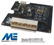 MAZDA me221 mx5 MIATA Tettuccio nb2.5 ventricolare R SINCRONIZZATO 01-05 Plug-n-Play ECU