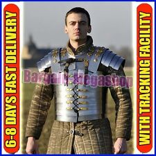 Roman Lorica Segmentata Armour Segmenta Re-enactment Role Play Armor Breastplate