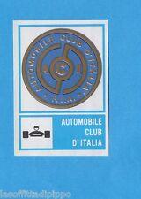 CAMPIONI dello SPORT 1973/74-Figurina n.88- AUTOMOBILE CLUB ITALIA -STEMMA-Rec