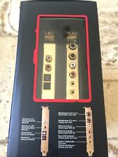 Creative Sound Blaster PCI Express ZXR Sound Card   Model SB1510. LAST ONE