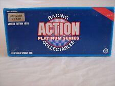 1995 Action Jeff Swindell #7 Gold Eagle Winged Sprint Car 1/24