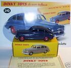 DINKY TOYS ATLAS FORD VEDETTE 49 BLEU MARINE 1/43 REF 24Q IN BOX b