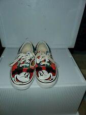 Disney Vans Shoes Mickey Laced sz 5