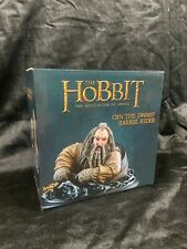 """Weta Lord Of The Rings The Hobbit """"Oin The Dwarf Barrel Rider Statue Figure Bust"""