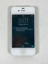 Apple iPhone 4s - 16GB - White GSM Unlocked A1387