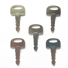 (5) Ditch Witch Ignition Keys #701 for JT20 RT80 RT45 AT60 JT9 MR90 Ships Free!