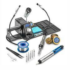 New Listingx Tronic 3020 Xts St Acc 75w Digital Led Soldering Iron Station Complete Kit